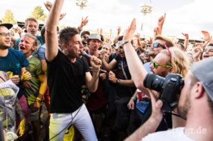 Highfield Festival 2016 / Arkells