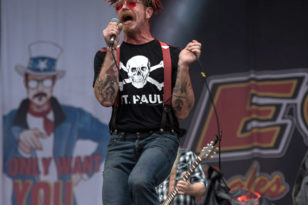 Highfield Festival 2016 / Eagles of Death Metal