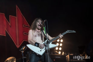 Highfield Festival 2016 / Airbourne
