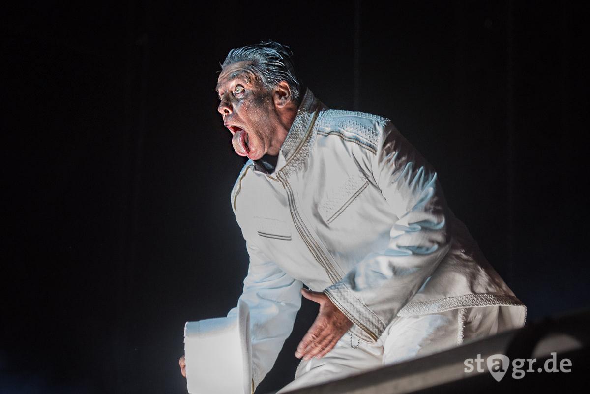 Highfield Festival 2016 / Rammstein / Till Lindemann / Ramm4