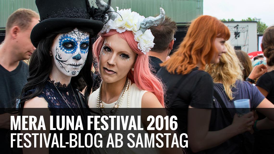 M'era Luna Festival 2016