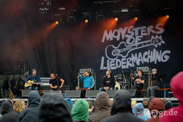 Ruhrpott Rodeo 2016 / Monsters of Liedermaching