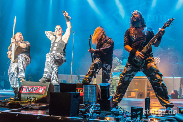 Summer Breeze 2016 / Sabaton