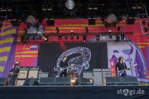 Lollapalooza Berlin 2016 / Catfish and the Bottlemen