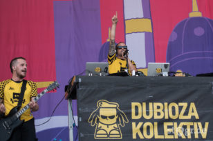 Lollapalooza Berlin 2016 / Dubioza Kollektiv
