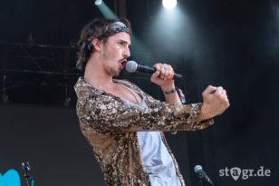 Lollapalooza Berlin 2016 / Graham Candy
