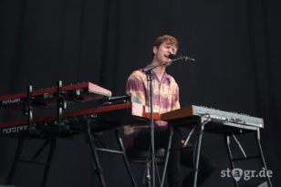 Lollapalooza Berlin 2016 / James Blake