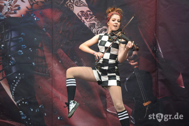 Lollapalooza Berlin 2016 / Lindsey Stirling