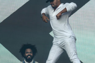 Lollapalooza Berlin 2016 / Major Lazer