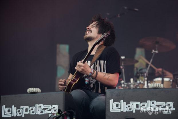 Lollapalooza Berlin 2016 / Milky Chance