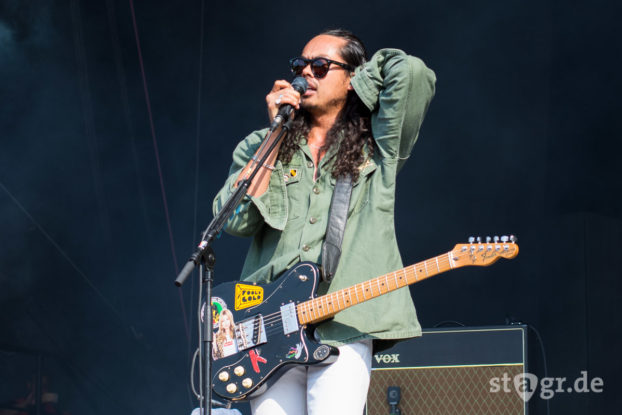 Lollapalooza Berlin 2016 / The Temper Trap