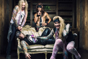 Steel Panther 2016