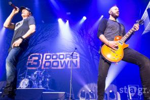 3 Doors Down Palladium Köln 2016