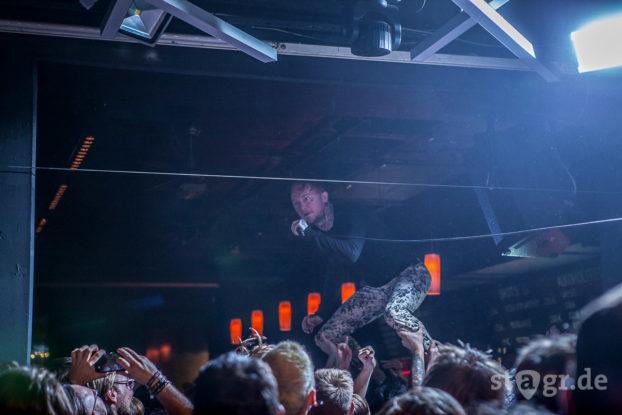 Frank Carter And The Rattlesnakes Berlin 2016-6