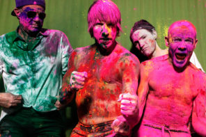 RHCP / Red Hot Chili Peppers 2016