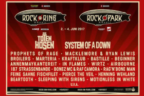 Rock am Ring 2017 / Rock im Park 2017
