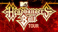 MTV Headbangers Ball 2016 / Iced Earth / Katalysm / Ensiferum / Unearth