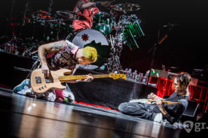 Red Hot Chili Peppers / RHCP / Mercedes-Benz Arena Berlin 2016