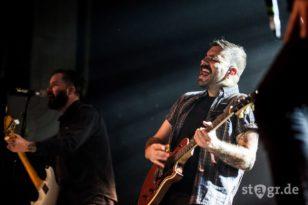 Silverstein / Live Music Hall Köln 2016