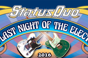 Status Quo / The Last Night Of The Electrics Tour 2016