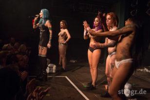 SuicideGirls / Blackheart Burlesque / Grünspan Hamburg 2016