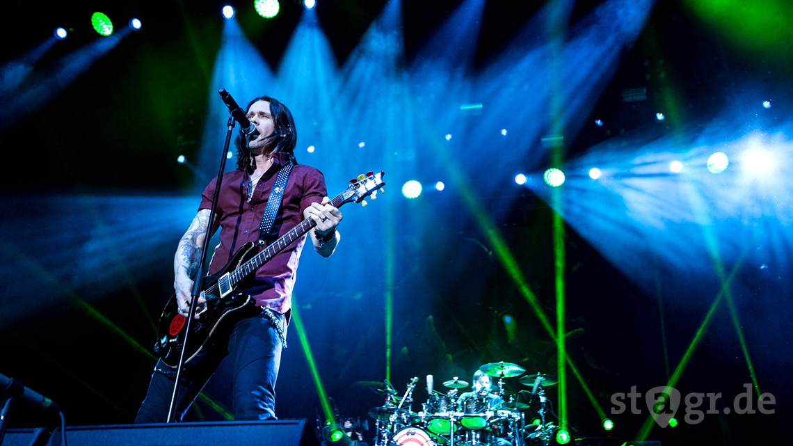 Alter Bridge / Palladium Koeln 2016