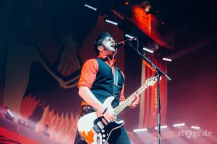 Billy Talent / Max-Schmeling-Halle Berlin/ Afraid of Heights Tour 2016