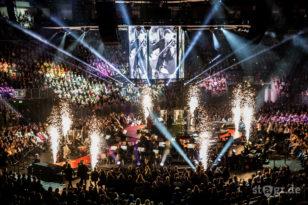 David Garret / Lanxess Arena Koeln / Explosive Live Tour 2016