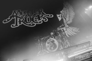 Monster Truck / Max-Schmeling-Halle Berlin/ Afraid of Heights Tour 2016