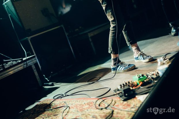 Rome Is Not A Town / Berlin / The Wound Dresser Tour 2016