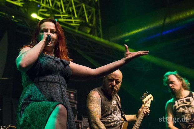 Bliksem / Ruhrpott Metal Meeting 2017 / Turbinenhalle Oberhausen