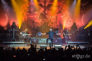 Blind Guardian / Ruhrpott Metal Meeting 2017 / Turbinenhalle Oberhausen