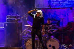 Darkness / Ruhrpott Metal Meeting 2017 / Turbinenhalle Oberhausen