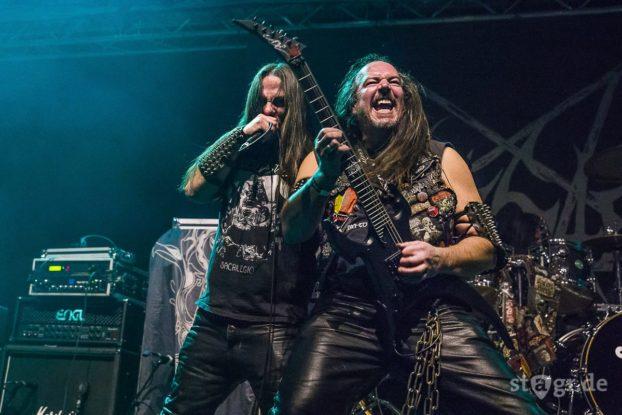 Desaster / Ruhrpott Metal Meeting 2017 / Turbinenhalle Oberhausen