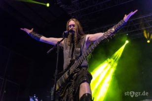 Ensiferum / Ruhrpott Metal Meeting 2017 / Turbinenhalle Oberhausen