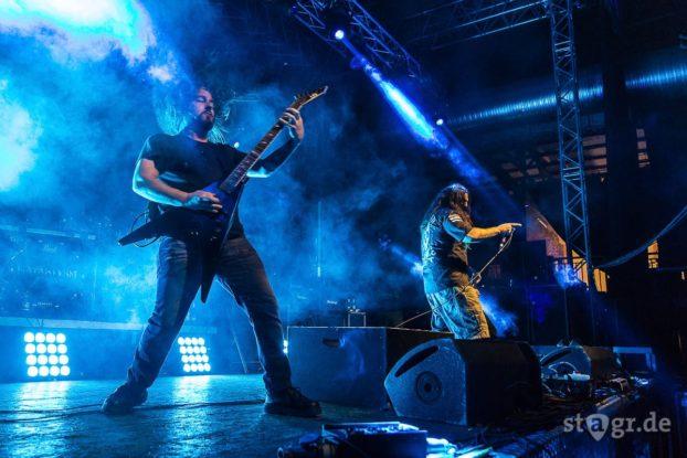 Katalysm / Ruhrpott Metal Meeting 2017 / Turbinenhalle Oberhausen