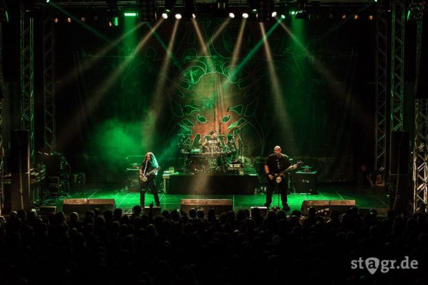 Rage Meets Refuge / Ruhrpott Metal Meeting 2017 / Turbinenhalle Oberhausen