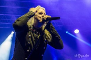 Saxon / Ruhrpott Metal Meeting 2017 / Turbinenhalle Oberhausen