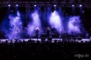 Unearth / Ruhrpott Metal Meeting 2017 / Turbinenhalle Oberhausen