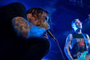 The Amity Affliction / Astra Kulturhaus Berlin 2016