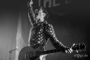The Dirty Nil / Max-Schmeling-Halle Berlin/ Afraid of Heights Tour 2016