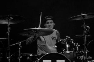 Yellowcard / Abschlusskonzert / Palladium Koeln 2016