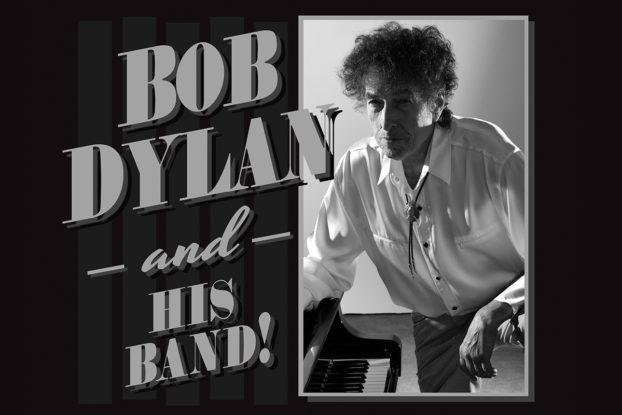 Bob Dylan and his Band 2017 / Bob Dylan Live 2017