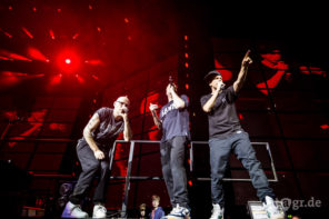 Die Fantastischen Vier / Fanta 4 / Vier und Jetzt Tour 2017/ Lanxess Arena Köln 2017