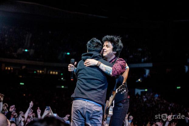 Green Day 2017 / Mercedes-Benz Arena Berlin