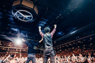 Green Day 2017 / Mercedes-Benz Arena Berlin