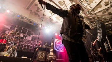 Skindred / Essigfabrik Köln 2016
