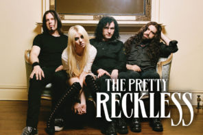 The Pretty Reckless 2017 / Taylor Momsen 2017