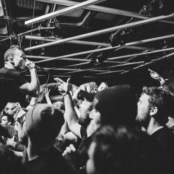 Touche Amore / Musik & Frieden Berlin / Touché Amoré 2017