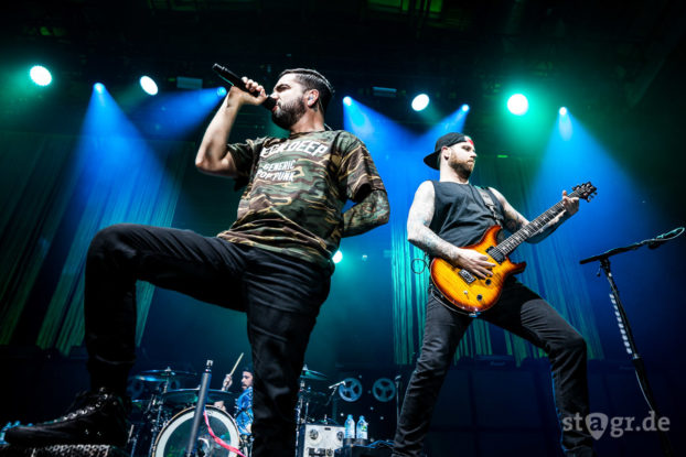 A Day To Remember / Palladium Köln